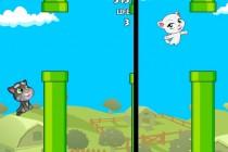 Flappy Talking Tom - Zrzut ekranu