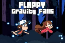 Flappy Gravity Falls - Zrzut ekranu