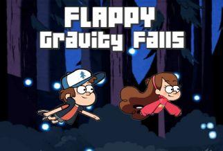 Graj w Flappy Gravity Falls