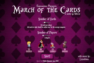 Graj w March Of The Cards