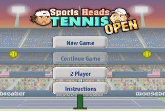 Graj w Sports Heads Tennis Open