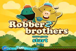 Graj w Robber Brothers 2