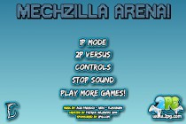 Mechzilla Arena - Zrzut ekranu