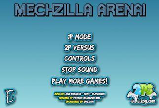 Graj w Mechzilla Arena