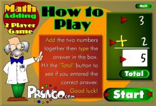 Graj w Math Game