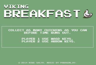 Graj w Viking Breakfast