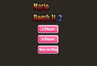 Graj w Mario Bomb It 2
