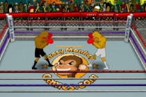 Hot Blood Boxing - Zrzut ekranu