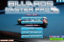 Billiards Master Pro - Zrzut ekranu