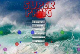 Graj w Super Pang