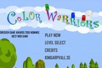 Color Warriors - Zrzut ekranu