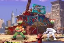 Street Fighters 2 - Zrzut ekranu