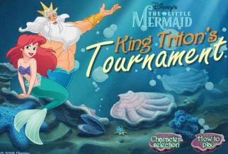 Graj w King Triton's Tournament