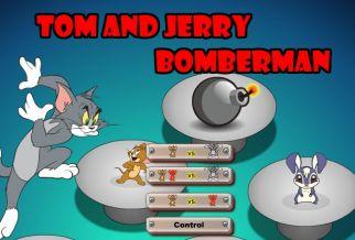 Graj w Tom and Jerry Bomberman