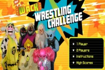 Wack Wrestling Challenge - Zrzut ekranu