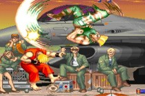 Street Fighter II Flash - Zrzut ekranu