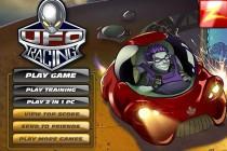 UFO Racing - Zrzut ekranu