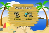 Seashell Beach Fight - Zrzut ekranu