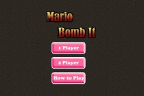 Mario Bomb It - Zrzut ekranu