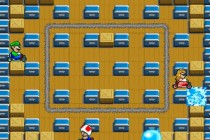 Mario Bomb It - Zrzut ekranu