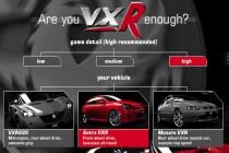 VXR Racer - Zrzut ekranu