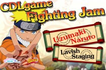 CDL Game Fighting Jam - Zrzut ekranu