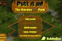 Putt It In - Zrzut ekranu