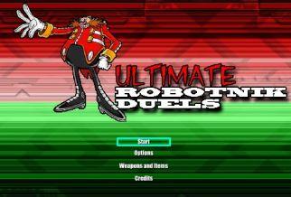 Graj w Ultimate Robotnik Duels