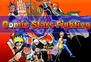 Graj w Comic Stars Fighting