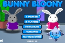 Bunny Bloony - Zrzut ekranu