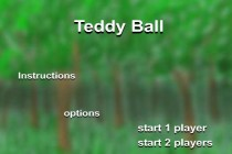 Teddy Ball - Zrzut ekranu