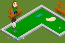 MiniGolf - Zrzut ekranu