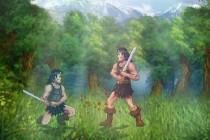 Barbarian - Zrzut ekranu