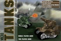 Micro Tanks - Zrzut ekranu