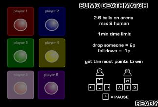 Graj w Sumo Deathmatch