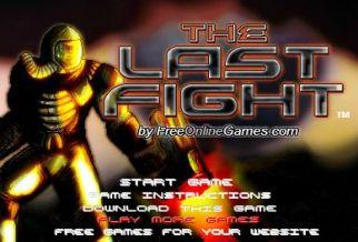 Graj w The Last Fight