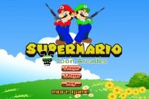 SuperMario - Zrzut ekranu