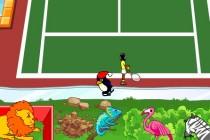 Twisted Tennis - Zrzut ekranu