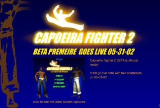 Graj w Capoeira Fighter