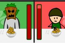 Bad Guys: Christmas Dinner - Zrzut ekranu