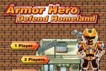 Armor Hero Defend Homeland - Zrzut ekranu