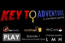 Key To Adventure - Zrzut ekranu