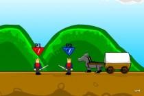 Bandit Kings - Zrzut ekranu
