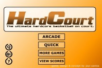Hard Court - Zrzut ekranu