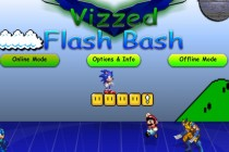 Vizzed Flash Bash - Zrzut ekranu