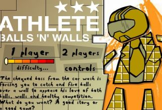 Graj w Athlete Balls 'n' Walls