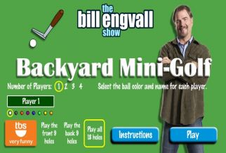 Graj w Backyard Mini Golf