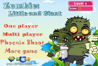 Graj w Zombie: Little And Giant