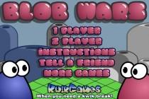 Blob Wars - Zrzut ekranu