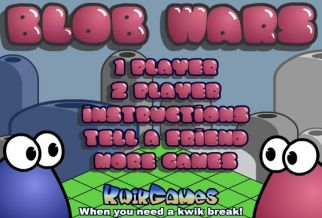 Graj w Blob Wars
